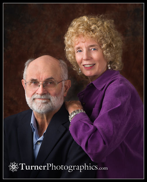 50th Anniversary Studio Portrait