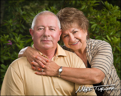 Cindy & George Myiow, Bellingham, WA. © 2012 Mark Turner