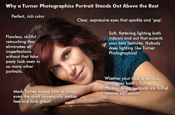 Why a Turner Photographics Portrait Stands Out