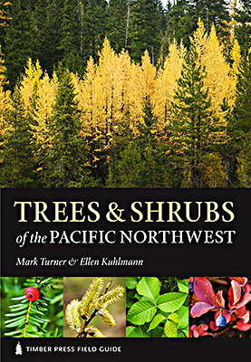 Trees & Shrubs of the Pacific Northwest cover