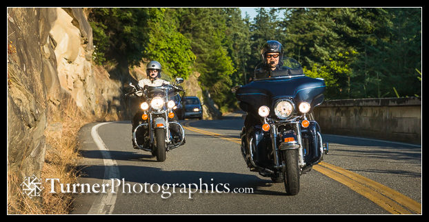 Motorcyles on Chuckanut