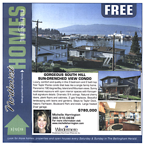 Northwest Homes March 12, 2015