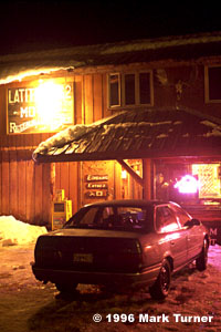 Latitude 62, Talkeetna