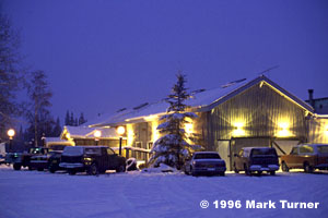 Pump House Restaurant, Fairbanks