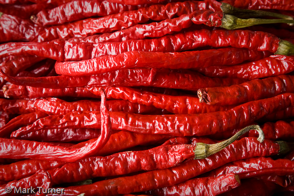 Long Horn Hot Peppers
