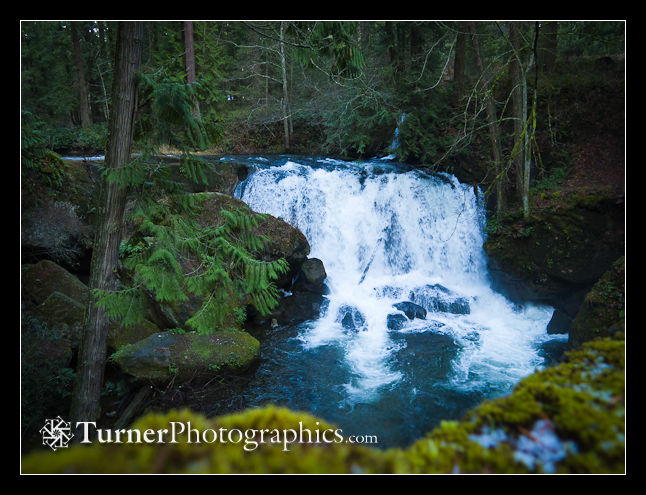 Whatcom Falls 1/80 Second