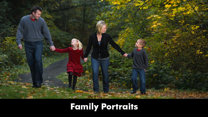 Family Portraits