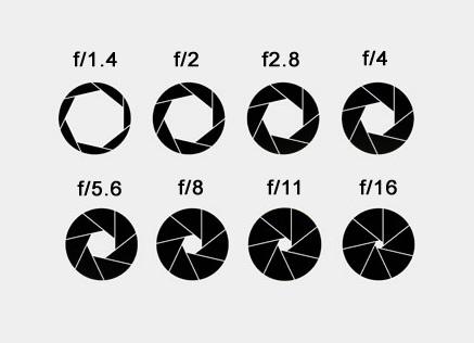 digital tip exposure part iii aperture turner photographics : aperture diagram - findchart.co