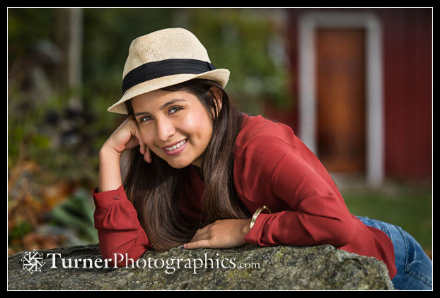 Tia Gonzales senior portrait. Ferndale, WA. © 2014 Mark Turner