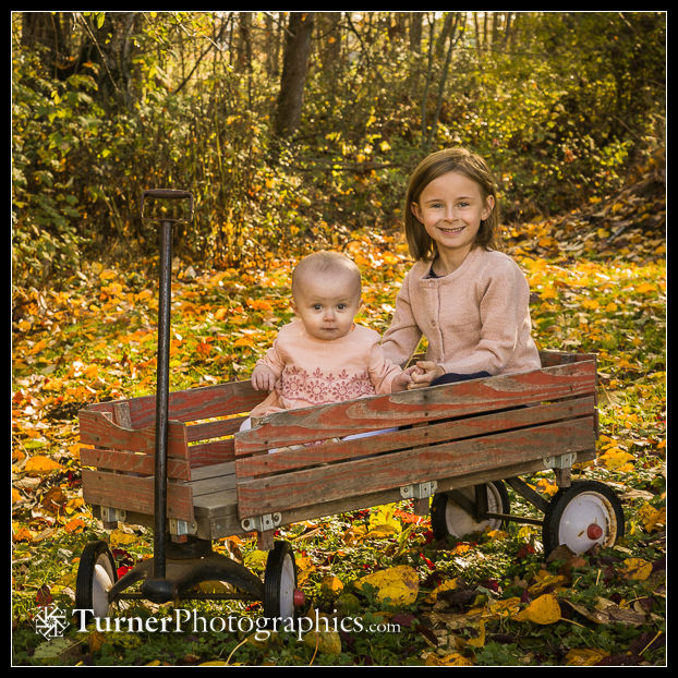 Sullivan children portrait