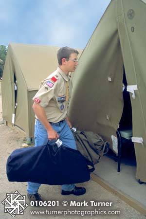 Moving into base c&  sc 1 st  Turner Photographics & Philmont Scout Ranch Brumbys 2001 | Turner Photographics